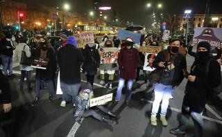 Antypisowskie manifestacje w polskich miastach