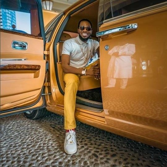 In 2014, D'banj deleted a lot of his photos from his Instagram page which got a lot of people talking [Instagram/IamBangaLee]