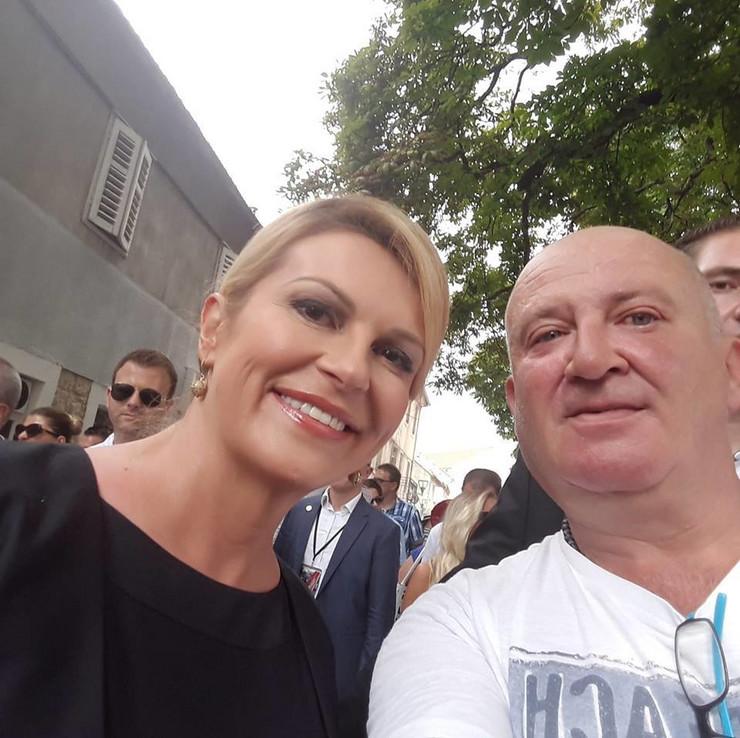 Kolinda Grabar Kitarović, foto Facebook