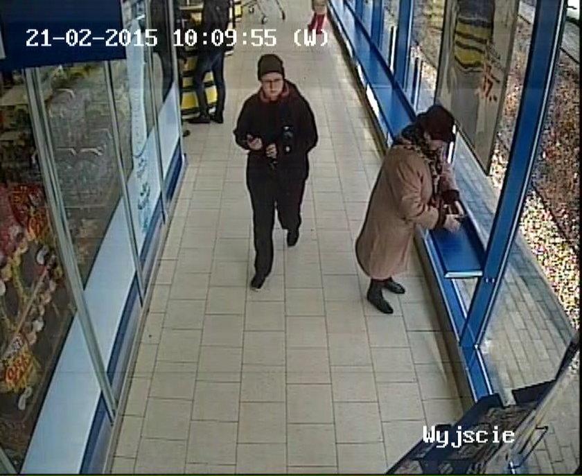 Agata w sklepie na kilka godzin przed śmiercią