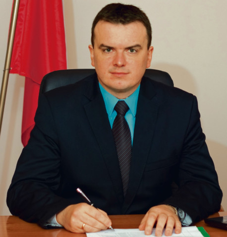 Mariusz Krystian, wójt gminy Spytkowice (woj. małopolskie)