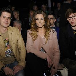 Gwiazdy pokazały swoich partnerów na Fashion Week
