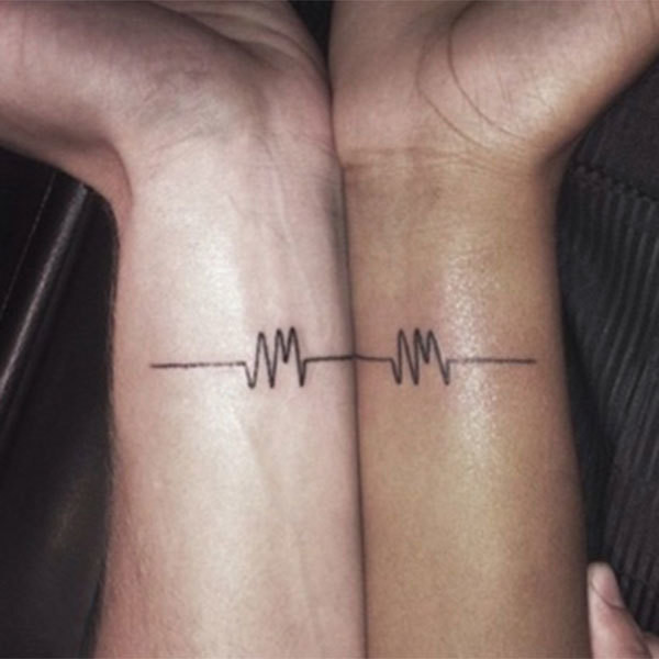 Tatuaże Dla Par Deklaracja Miłości Naszych Czasów Czy