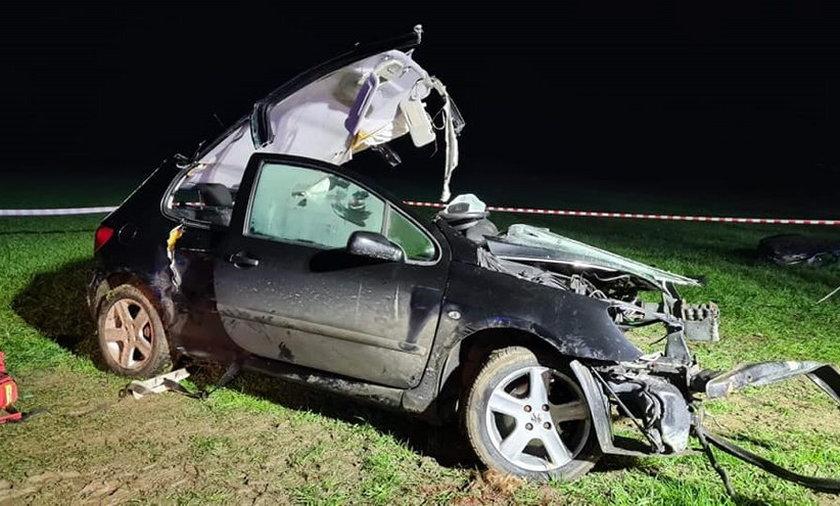 Tragiczny wypadek w Sulmowie.
