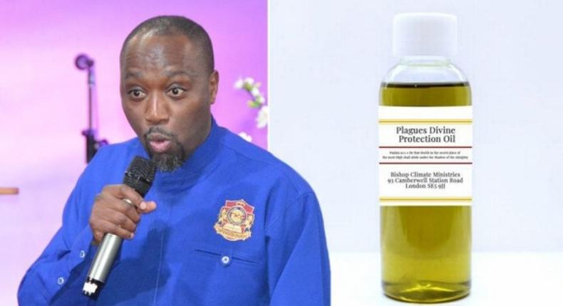 Kenyan preacher under probe for selling coronavirus protection oil and string in the UK