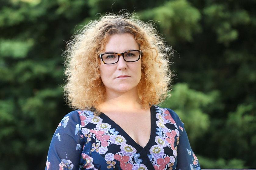 Marzena Wojewódzka, rzecznik MPWiK: