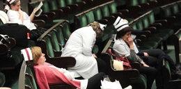 Pielęgniarki wciąż w Sejmie. 4 dzień protestu