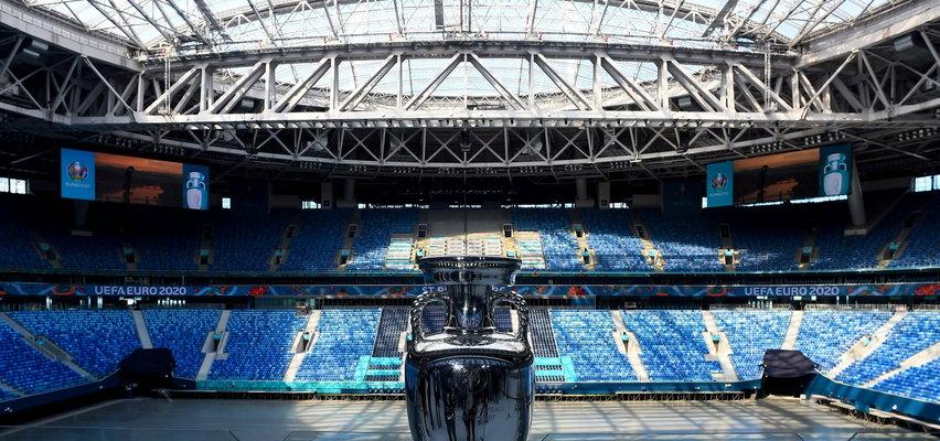 Trofeum Henriego Delaunaya w Sankt Petersburgu. To tutaj Polacy zainaugurują ME