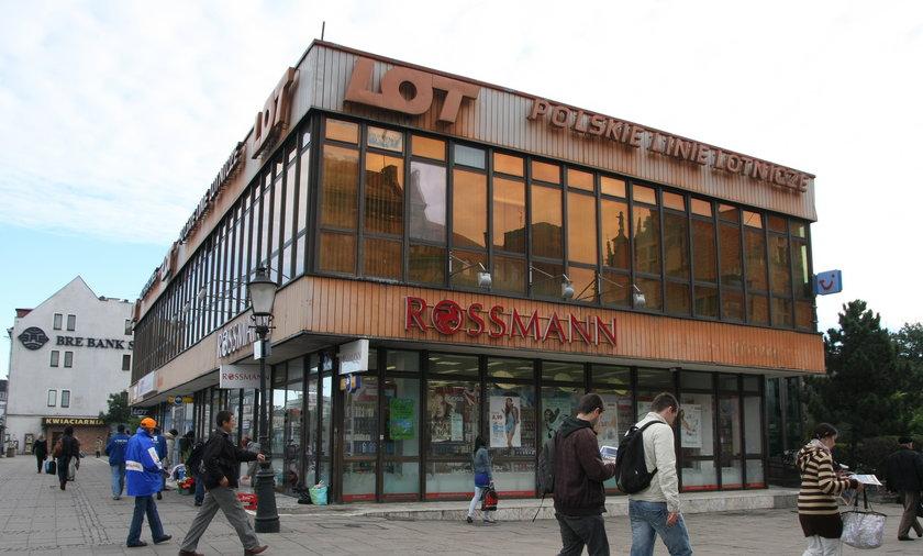 Budynek Lot w Gdańsku