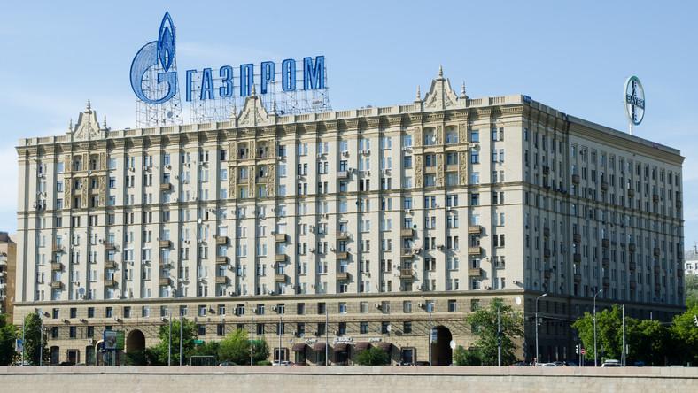 Gazprom ma się coraz gorzej