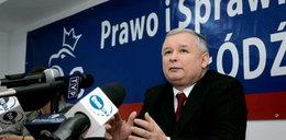 """Kaczyński pyta dziennikarza o """"pochodzenie"""" jego redakcji"""