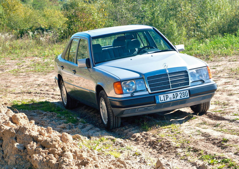 Mercedes 300 W 4Matic - na kursie do perfekcji