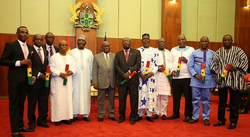 Here's why Nana Addo retained over 16 ministers in his second term