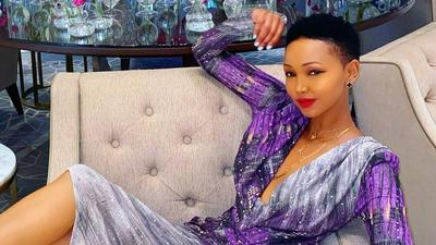 At first it looked like a joke, now it's really hitting home - Huddah on Coronavirus