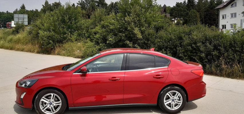 Ford Focus 1.0. Ekonomiczny i dynamiczny