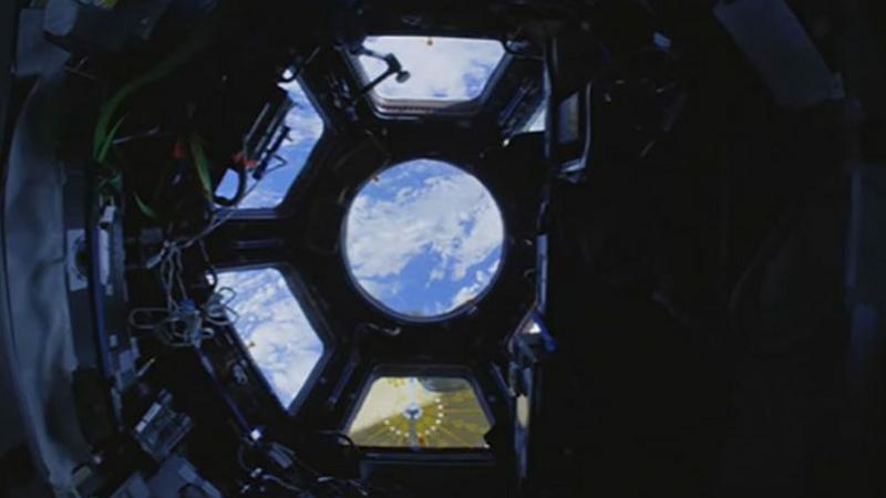 Wycieczka po ISS w rozdzielczości 4K