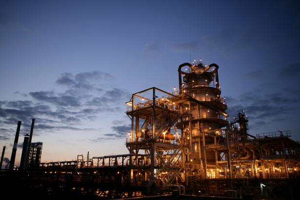 Rafineria w Możejkach