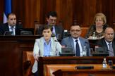 Ana Brnabić, Tanjug, T. Valič