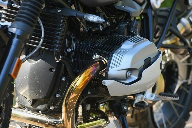 Silnik BMW R nineT Scrambler