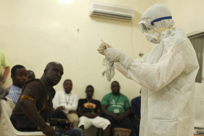 Epidemia Eboli