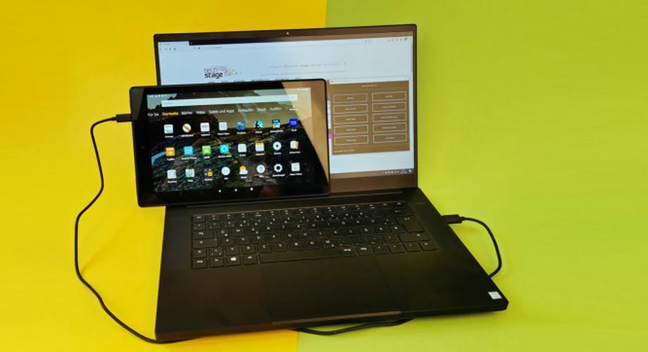 Amazon-Tablets mit Google-Apps: Billig zum Top-Tablet?
