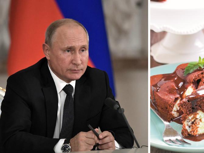 PUTIN danas slavi 66. ROĐENDAN, a mi smo otkrili RECEPT ZA NJEGOVU OMILJENU TORTU: Kada jede slatkiše, samo na OVO čokoladno čudo pristaje!