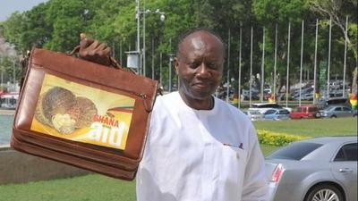 Finance Minister presents mid-year budget review today