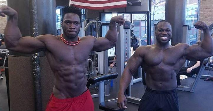 The two brothers, Abel and Ola Osundairo caught in the eyes of the storm [TMZ]