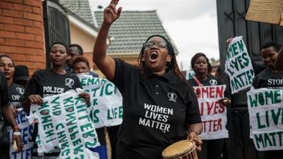 Ugandan activist defiant as jailed for 'harassing' president