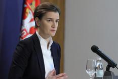 Aleksandar Vučić, Vlada Srbije, Ana Brnabić, Srbi, Kosovo, sednica