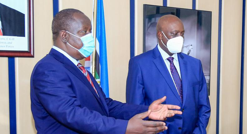 Interior CS Fred Matiang'i names Nairobi estates that could become Coronavirus hotspots