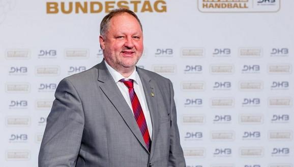 Andreas Mišelman, predsednik Rukometnog saveza Nemačke