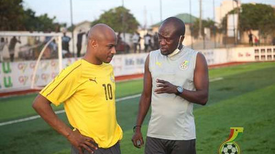 Black Stars have progressed under CK Akonnor – Andre Ayew