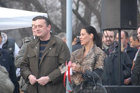 Katarina Vučetić i Alen Selimović: Odvojeno u javnosti