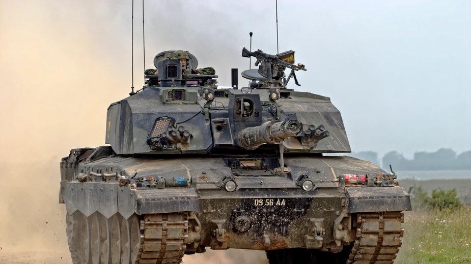Brytyjska armia może zrezygnować z czołgów