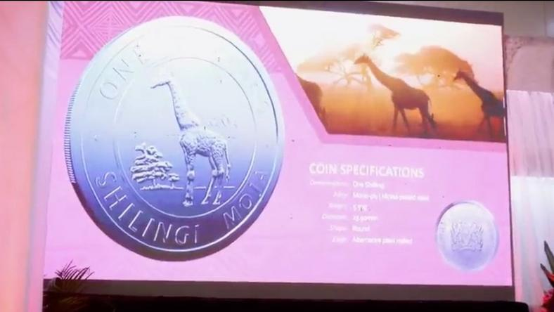 The new Ksh1 coin