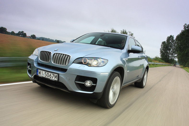 BMW X6 Activehybrid 4.4/407 KM