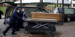 Horror w Madrycie. Hiszpanie przyznali, że nie są już w stanie spalać więcej ciał dziennie