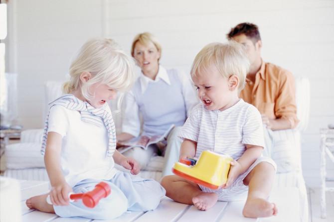 Dete nije sebično ukoliko svoje stvari ne želi da deli sa drugima
