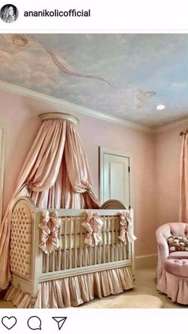 Ovako izgleda soba za bebu