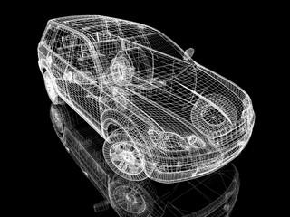 Konkurs na auto przyszłości z ukrytym regulaminem