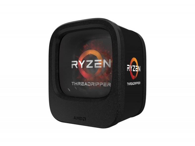 AMD Ryzen Threadripper 1900X 3,8 GHz  - 8