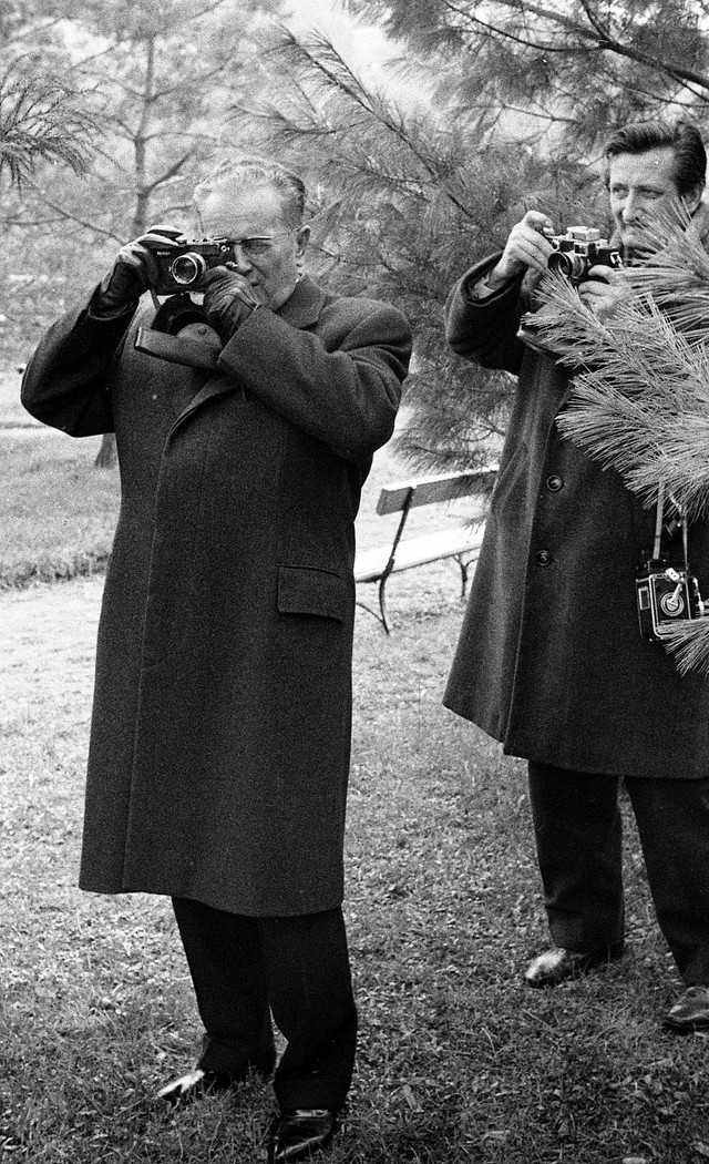 Stevan i Tito, Vrnjačka Banja 1962