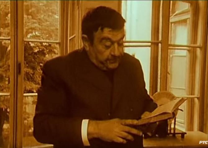 Pavle Vuisić u seriji