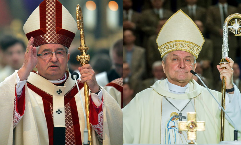 Abp Sławoj Leszek Głódź i bp Edward Janiak ukarani przez Watykan