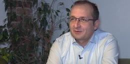 """""""Ucho prezesa"""" w TVP? Robert Górski odpowiada"""