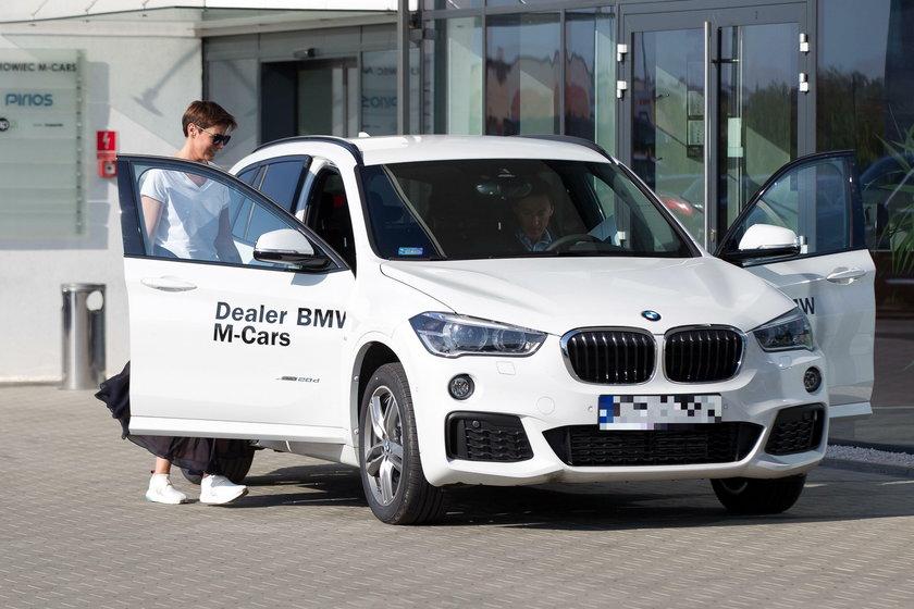 Nowe BMW Ilony Felicjańskiej