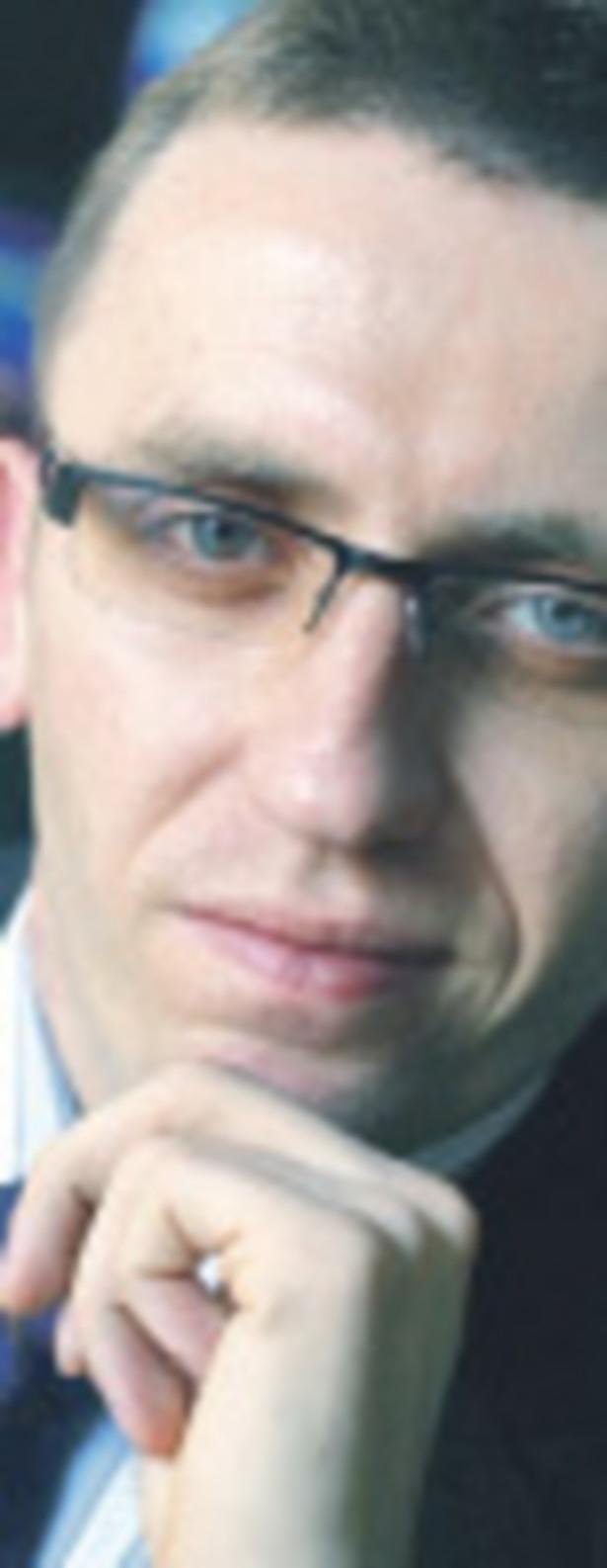 Jarosław Dominiak, prezes Stowarzyszenia Inwestorów Indywidualnych