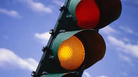 Marki aut najczęściej przejeżdżających na czerwonym świetle
