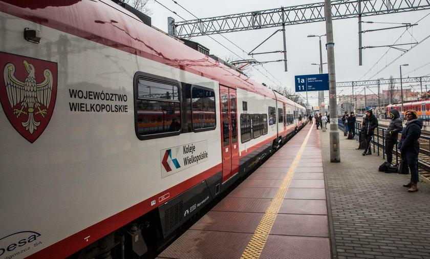 Poznańska Kolej Metropolitalna ruszy w czerwcu